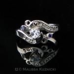 Malynda's Class Ring